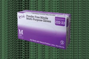 OmniShield #232 Series Nitrile Powder Free Multi-Purpose Gloves