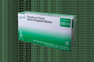 OmniShield™ #331 Powdered Vinyl Multi-Purpose Food Service Gloves