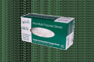 OmniShield #332 Series Vinyl Powder Free Multi-Purpose Gloves