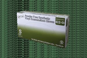 OmniTrust #412 Series Vinyl Powder Free Examination Glove