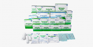 – OmniTrust Wound Care Products Omni International Corp.