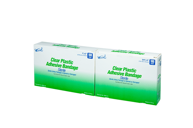 Sterile Clear Adhesive Bandages