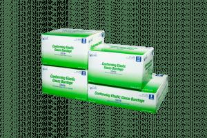 Sterile Conforming Gauze Elastic Bandages