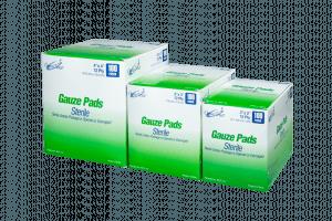 Sterile Gauze Pads