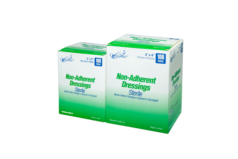 Sterile Non-Adherent Dressings