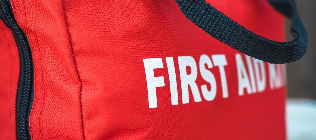 First aid gloves