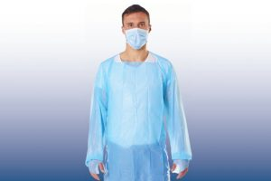 OmniTrust #80250-29 CPE Isolation Gown